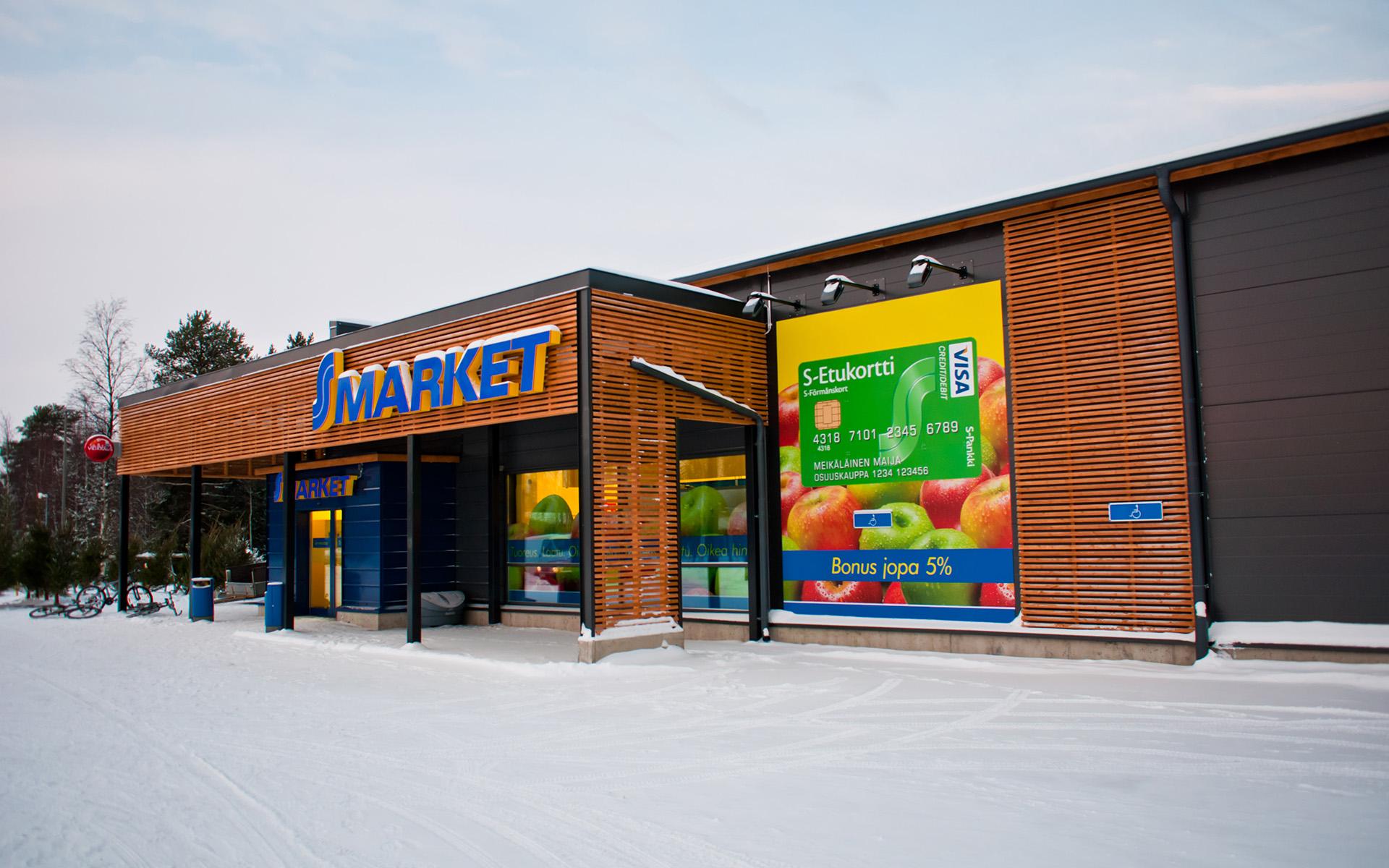 k market töihin Vaasa