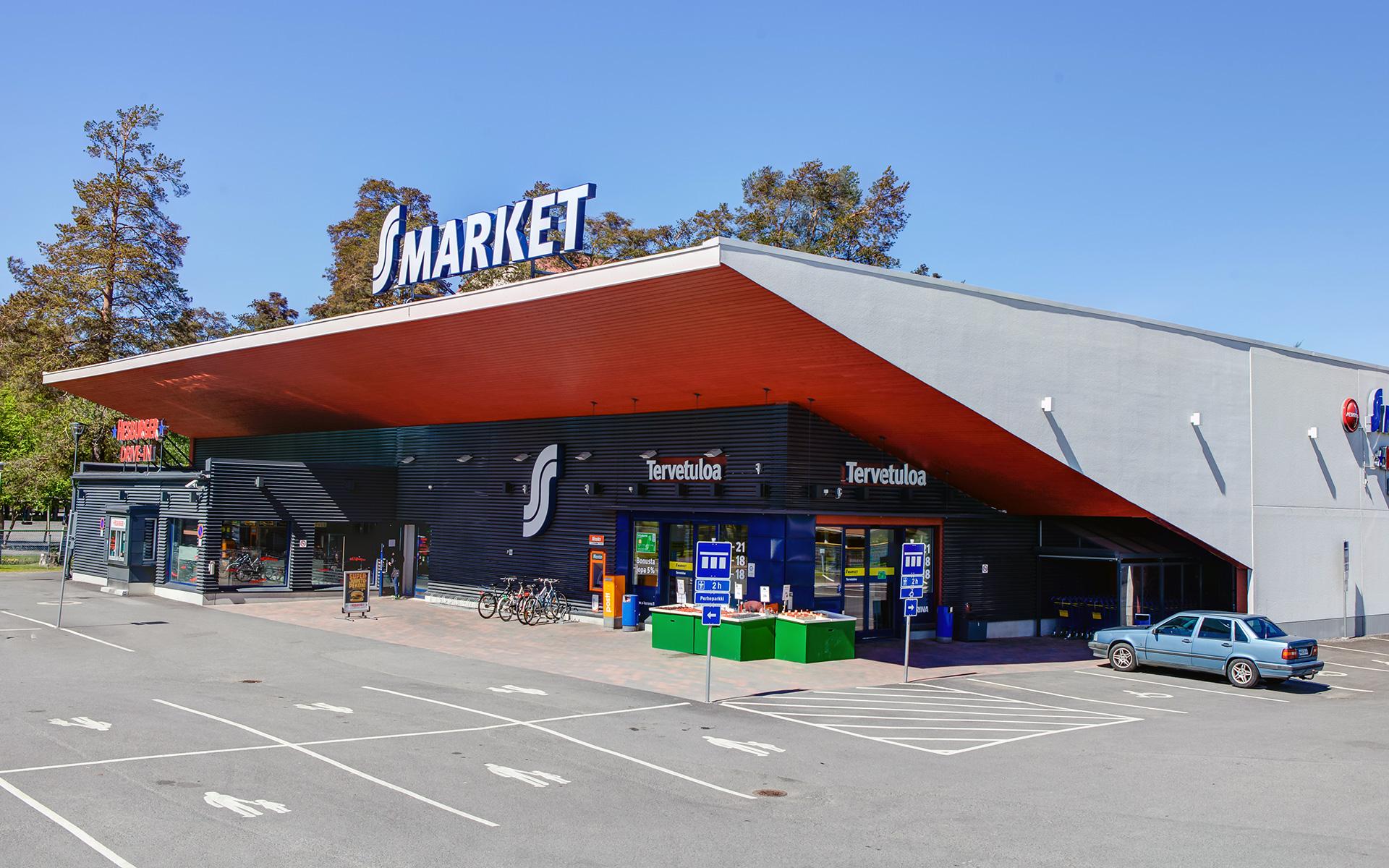 Kastelli S-Market