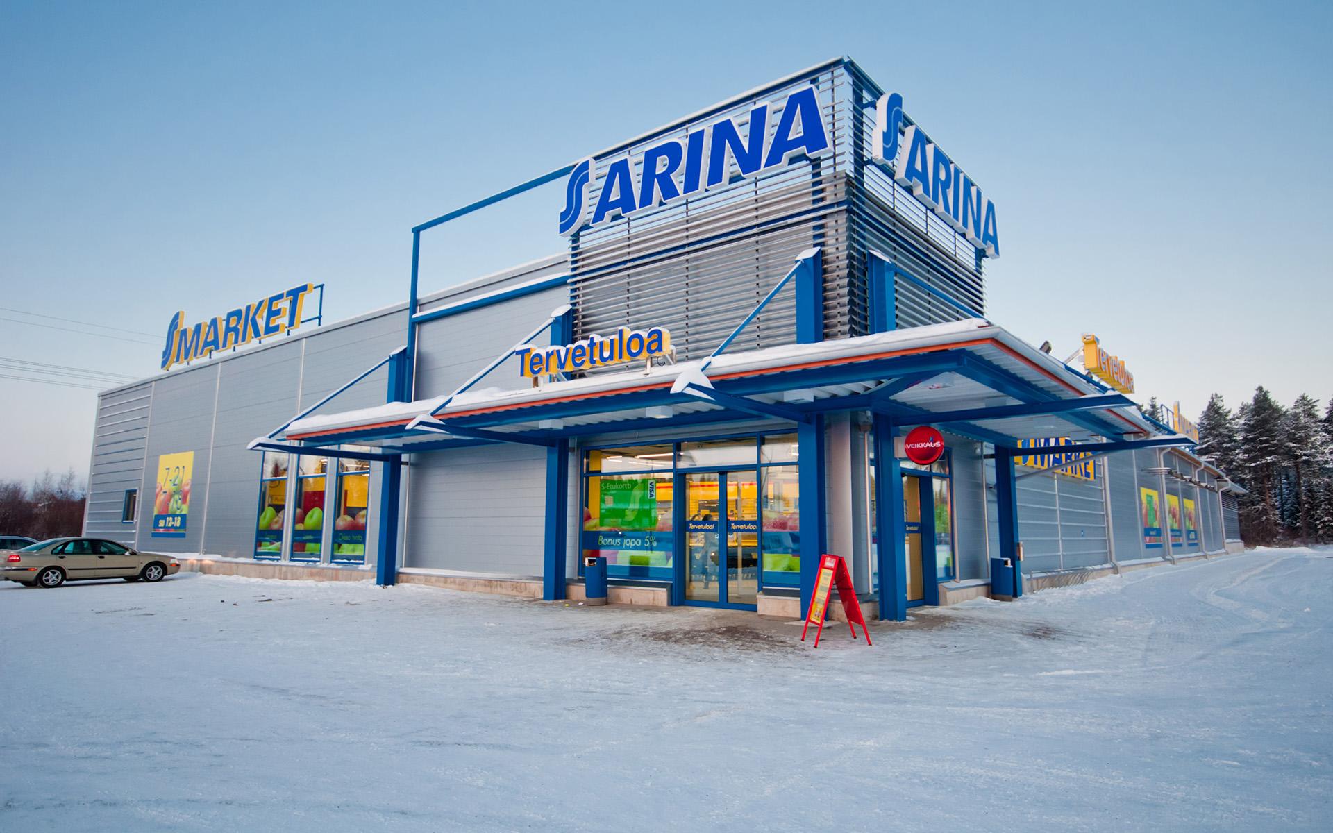 S Market Oulu
