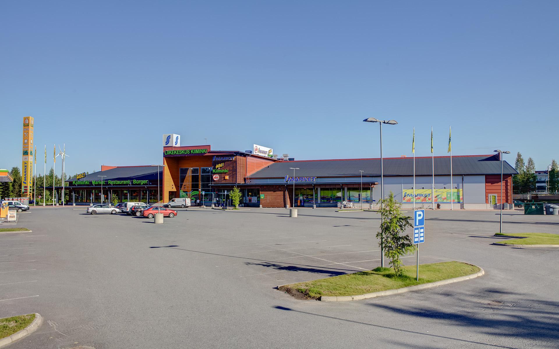k market töihin Nurmes