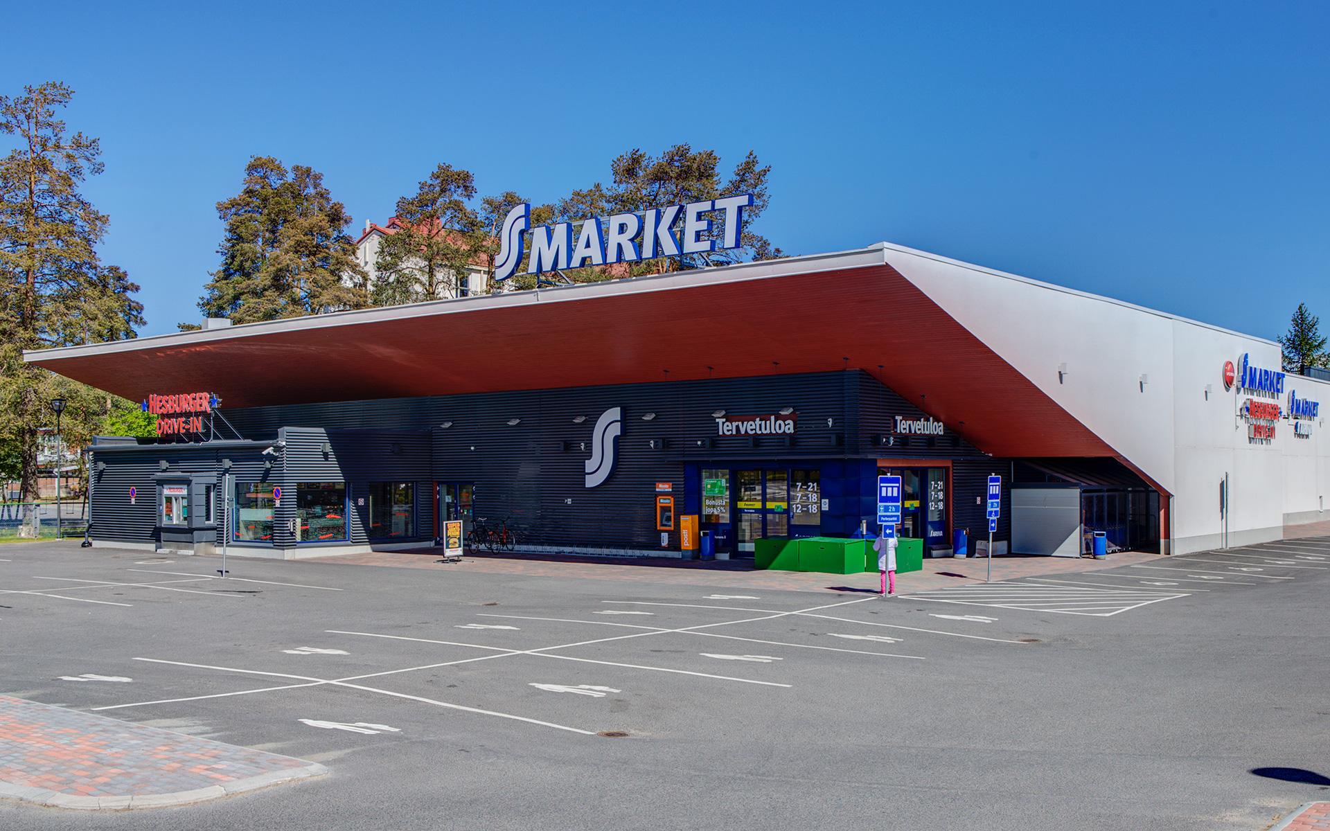 Kastelli S Market