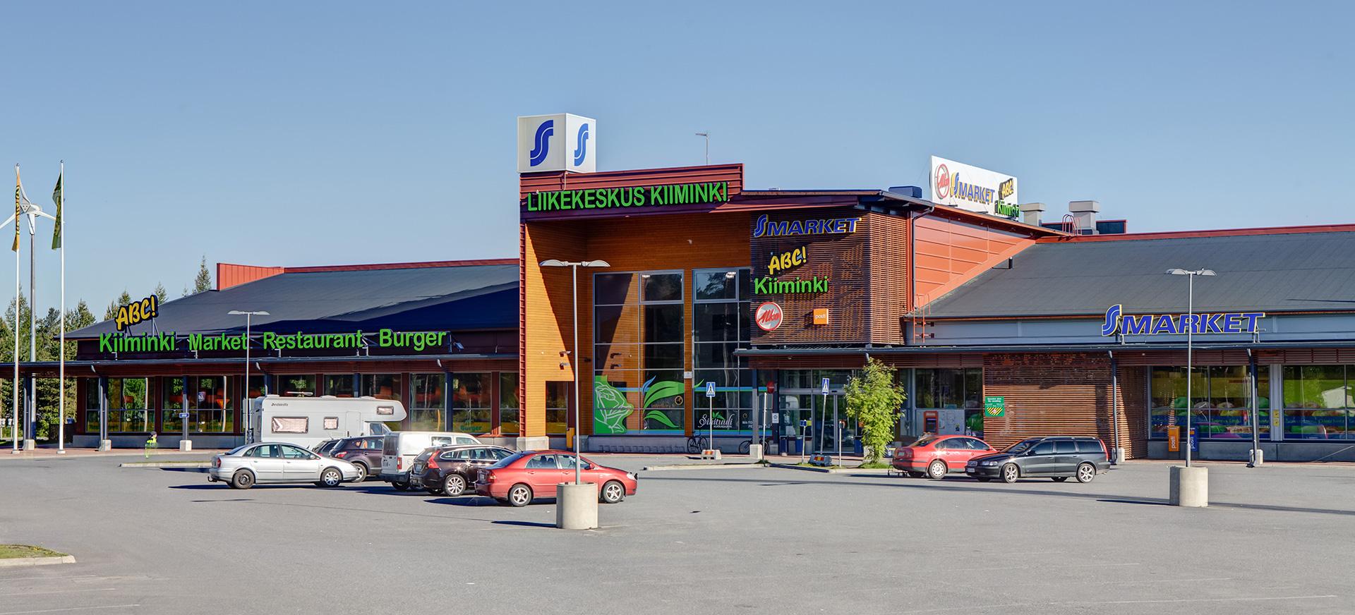Kiimingin S Market